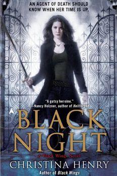 Black Night book cover