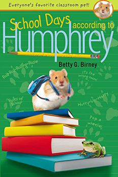 School Days According to Humphrey book cover