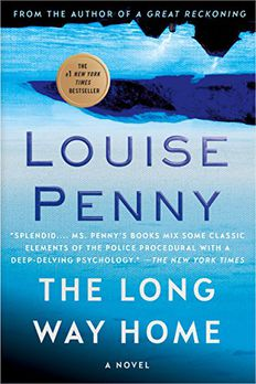The Long Way Home book cover