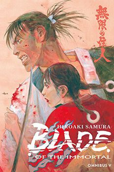 Blade of the Immortal Omnibus Volume 5 book cover