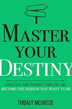 Master Your Destiny book cover