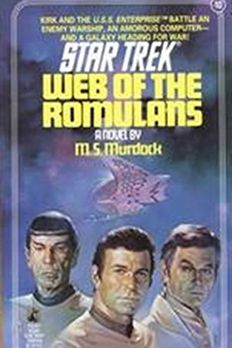 Web of the Romulans book cover