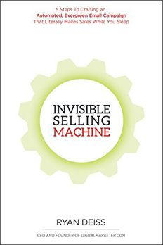 Invisible Selling Machine book cover