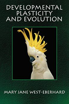 Developmental Plasticity and Evolution book cover