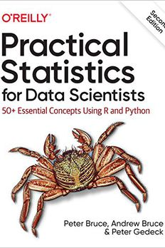 Practical Statistics for Data Scientists book cover