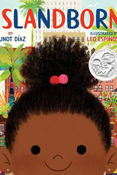 Islandborn book cover