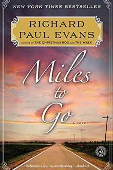 Miles to Go book cover