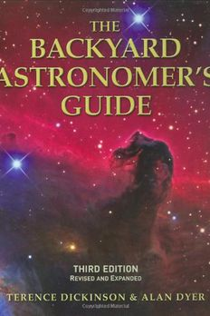 The Backyard Astronomer's Guide book cover