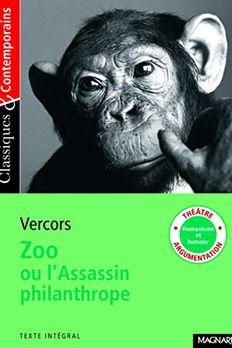 Zoo ou l'Assassin philanthrope book cover