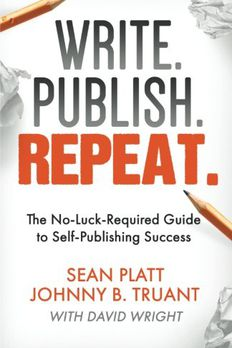 Write. Publish. Repeat. book cover