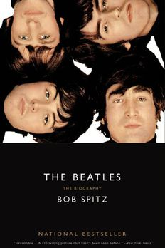 The Beatles book cover