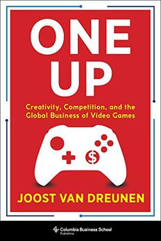 One Up book cover
