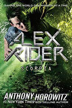 Scorpia book cover