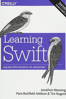 Learning Swift book cover