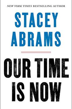 Our Time Is Now book cover