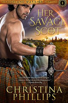 Her Savage Scot book cover