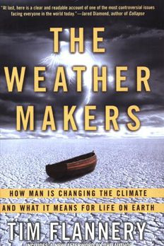 The Weather Makers book cover
