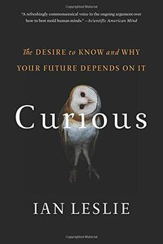 Curious book cover