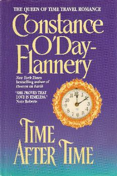 Time After Time book cover