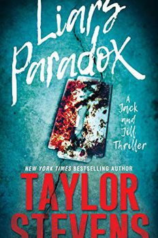 Liars' Paradox book cover