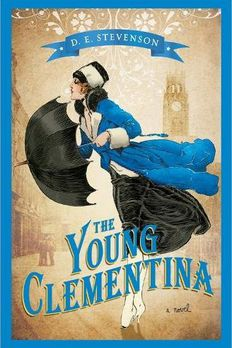 The Young Clementina book cover
