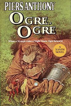 Ogre, Ogre book cover