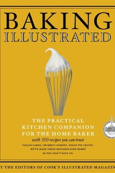 Baking Illustrated book cover