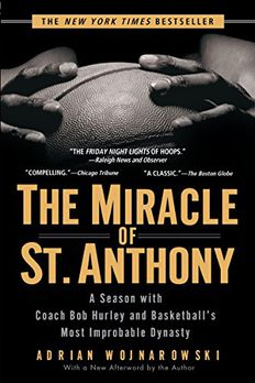 The Miracle of St. Anthony book cover