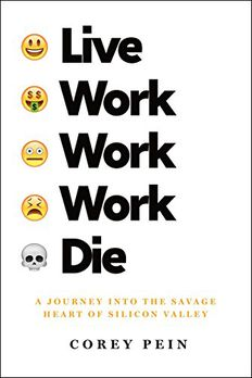 Live Work Work Work Die book cover
