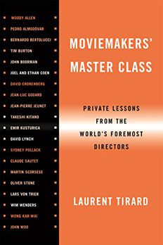 Moviemakers' Master Class book cover