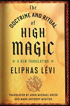 The Doctrine and Ritual of High Magic book cover