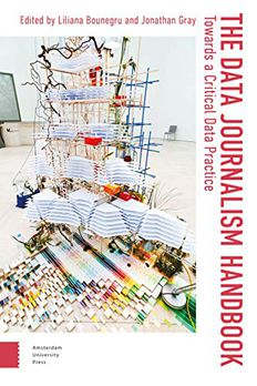 The Data Journalism Handbook book cover