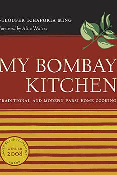 My Bombay Kitchen book cover