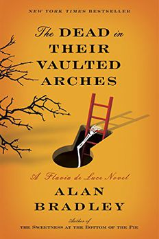 The Dead in Their Vaulted Arches book cover