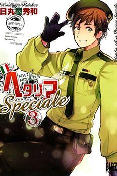 ヘタリア Axis Powers Speciale 3 book cover