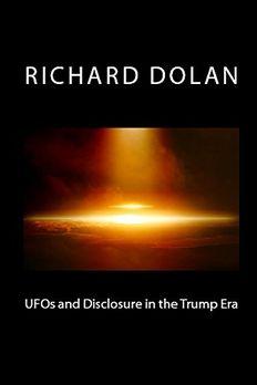 UFOs and Disclosure in the Trump Era book cover