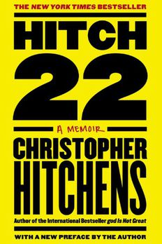 Hitch-22 book cover