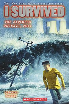 I Survived the Japanese Tsunami, 2011 book cover