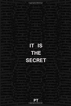 It Is The Secret (It Is The Series) book cover