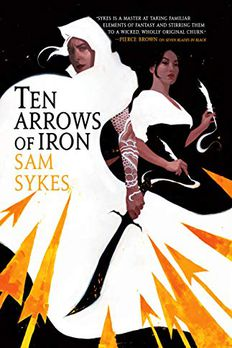 Ten Arrows of Iron book cover