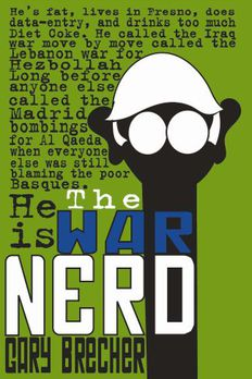 War Nerd book cover