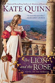 The Lion and the Rose book cover