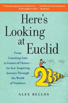 Here's Looking at Euclid book cover