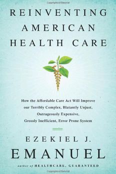 Reinventing American Health Care book cover