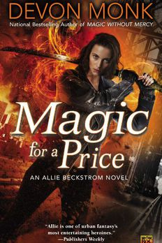 Magic for a Price book cover