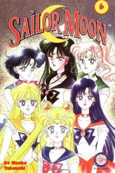 Sailor Moon, #6 book cover