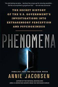 Phenomena book cover