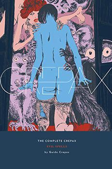 The Complete Crepax book cover