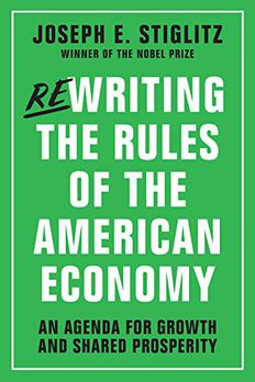 Rewriting the Rules of the American Economy book cover