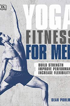 Yoga Fitness for Men book cover